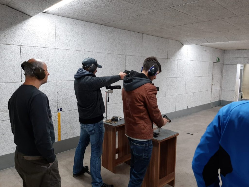 Pistolenschießen 2019